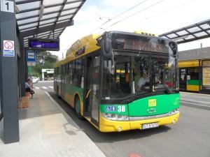 Autobus MZK Tychy