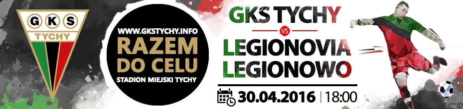 GKS - LEGIONOVIA