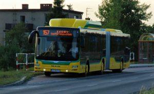 Autobus MZK Tychy nr 157