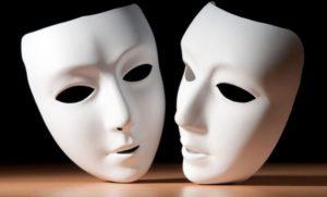 maski teatr