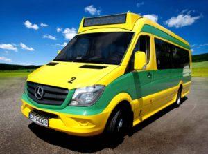 Mikrobus autobus pkm tychy