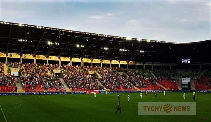 GKS Tychy mecz