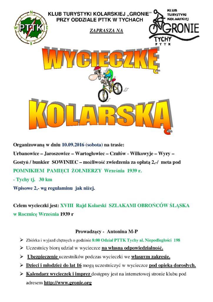 Rajd-Kolarski-Szlakami-Obronców-Śląska-Gostyń