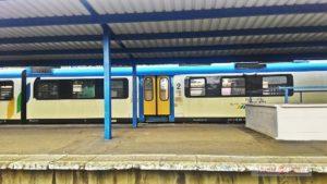 Pociąg Dworzec PKP Tychy
