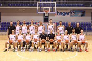 gks tychy koszykówka drużyna 2016