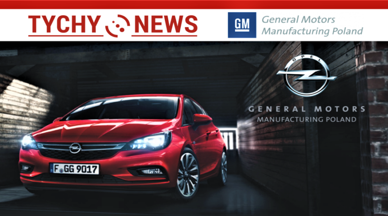 General Motors Manufacturing Poland Tychy News