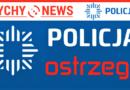 Uwaga nowa metoda oszustek podających się za policjantki.