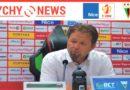 Konferencja prasowa po meczu GKS Tychy – Olimpia Grudziądz [wideo]