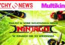 """""""Lego Ninjago: Film""""w tyskim Multikinie od 22 września."""