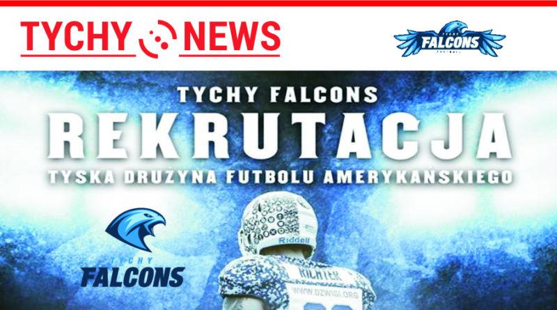 Tychy Falcons : Rozwiń Skrzydła! – Ostatnia rekrutacja na sezon 2018.