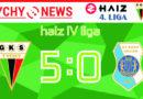 Haiz 4 liga : GKS II Tychy – KP Beskid Skoczów 5:0