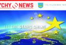 """Tychy z nagrodą """"Let the Stars Shine""""."""