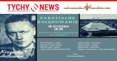 Parafialne Kolędowanie z Krzysztofem Antkowiakiem.