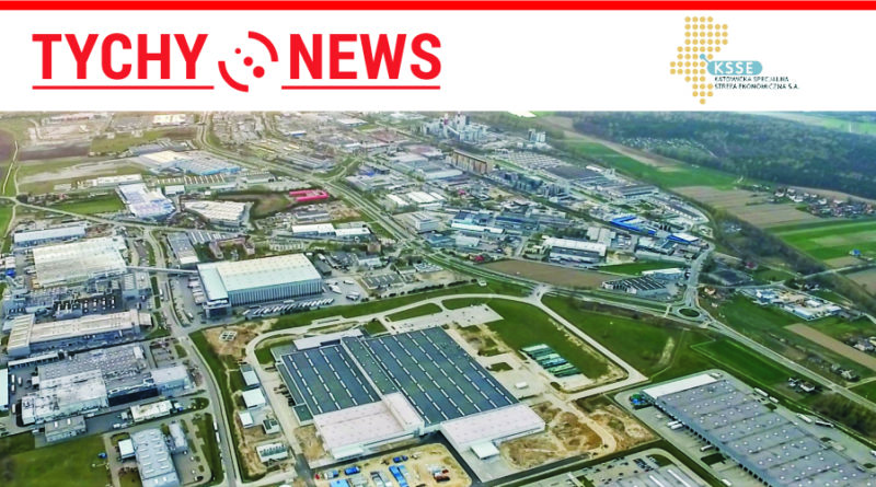 Producent oświetlenia zainwestuje w tyskiej KSSE.