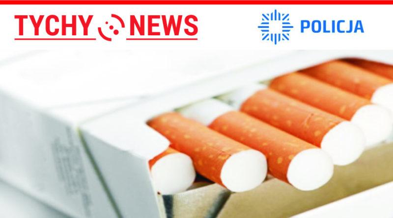 Nielegalna fabryka papierosów w Tychach zlikwidowana.