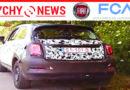 Poliftingowy Fiat 500X przyłapany na testach w okolicach Tychów.