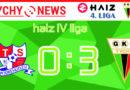 Haiz 4 liga : Podbeskidzie II Bielsko-Biała – GKS II Tychy 0:3