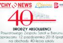 Jubileusz 40-lecia Powiatowego Zespołu Szkół w Bieruniu.