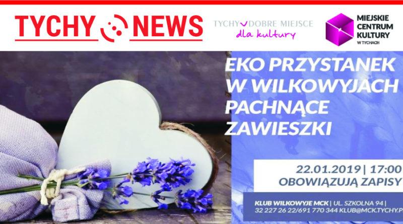 Eko Przystanek w Klubie Wilkowyje MCK.
