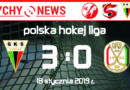 PHL : GKS Tychy – JKH GKS Jastrzębie 3:0