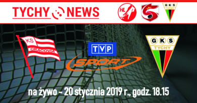 PHL : Comarch Cracovia – GKS Tychy na żywo w TVP Sport.
