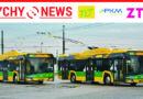 Tychy mają już komplet nowych trolejbusów.