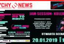Jam Session Kolędowe Publiczne w Riedel Music Club.