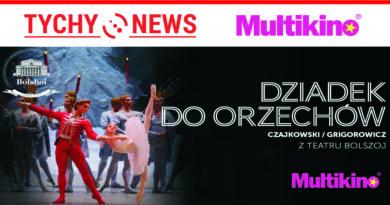 """""""Dziadek do orzechów"""" z Teatru Bolszoj w tyskim Multikinie."""
