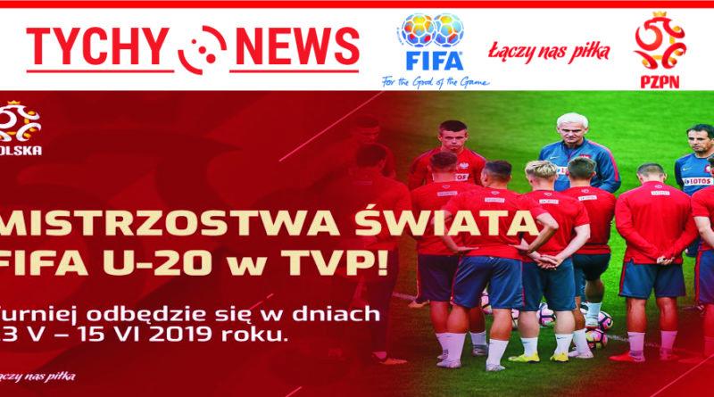 Rozgrywane m.in. w Tychach Mistrzostwa Świata U-20 w TVP.