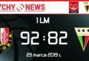 1 LM : Astoria Bydgoszcz – GKS Tychy 92:82