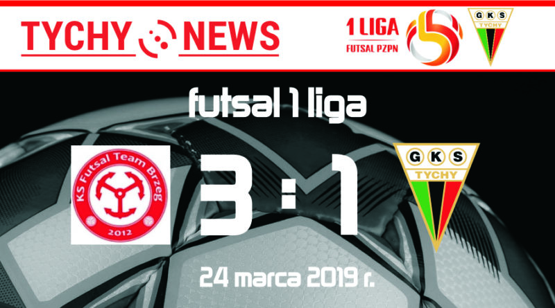 Futsal : Gredar Futsal Team Brzeg – GKS Futsal Tychy 3:1