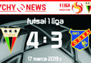 Futsal : GKS Futsal Tychy – Odra Opole 4:3