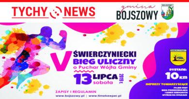 V Świerczyniecki Bieg Uliczny o Puchar Wójta Gminy.
