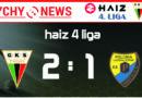 Haiz IV liga : GKS II Tychy – KS Polonia Łaziska Górne 1:0