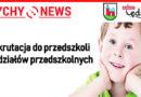 Rekrutacja do przedszkoli i oddziałów przedszkolnych w Lędzinach.