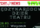 Woyzeck – Otwarta Scena Teatru Tychy.