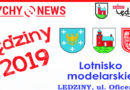 XXI Powiatowe zawody modeli szybowców.