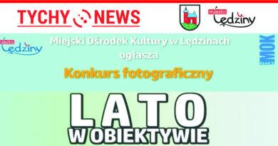 """Konkurs fotograficzny """"Lato w obiektywie 2019""""."""
