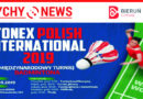 Yonex Polish International 2019 w Bieruniu.