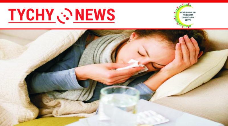 Szczyt sezonu zachorowań na grypę przed nami.