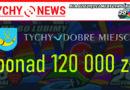 Tyski Sztab WOŚP : Tychy zebrały ponad 120 000 zł.