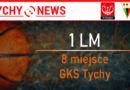 Koniec sezonu koszykarzy. GKS Tychy na 8 miejscu.