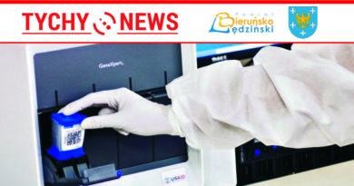 Powiat bieruńsko-lędziński zakupi system GeneXpert dla tyskiego Szpitala Wojewódzkiego .
