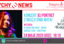 """Spotkania Karolińskie – e-Koncert """"Jej portret"""" w wykonaniu Klaudii Walencik."""