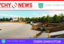 Zaawansowane prace przy budowie Stadionu Lekkoatletycznego w Tychach.