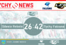 LFA 1 : Silesia Rebels – Tychy Falcons 26:42