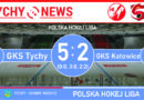 PHL : GKS Tychy – GKS Katowice 5:2