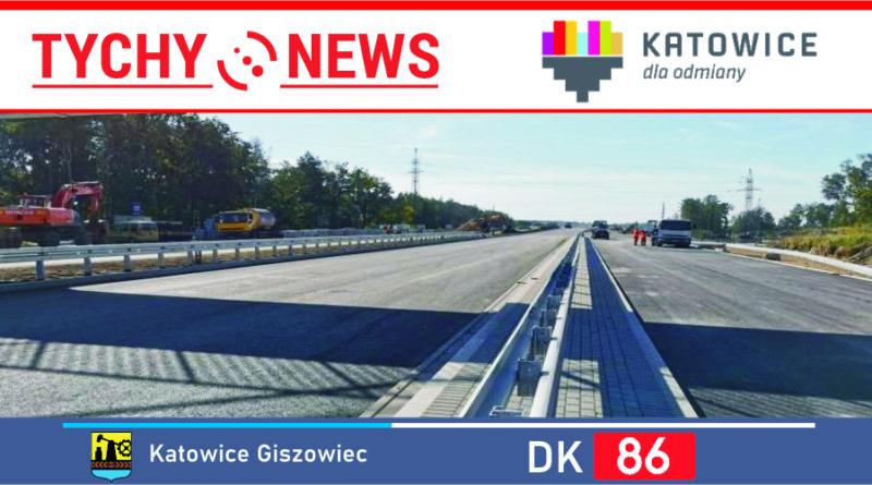 Od jutra kolejne utrudnienia na trasie Tychy – Katowice na węźle Giszowiec.