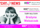 Grażyna Wolszczak gościem spotkania w ramach projektu Tury Kultury.