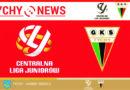 GKS Tychy U-17 w Centralnej Lidze Juniorów.